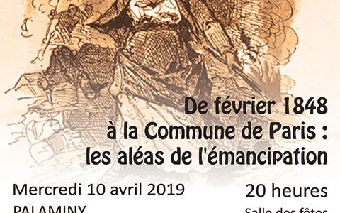 Du Printemps des Peuples à la Commune – 10 avril 2019